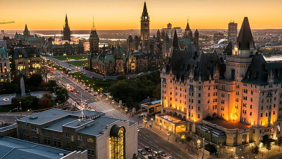 Roadtrip à Gatineau-Ottawa!