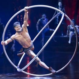 Autre blessé lors d'une prestation du Cirque du Soleil