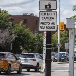Radars photo : 3 millions de $ à la ville d'Ottawa