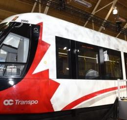Bientôt plus d'argent pour le train léger d'Ottawa
