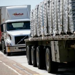 Covid-19 : les camionneurs dénoncent leur traitement sur les routes