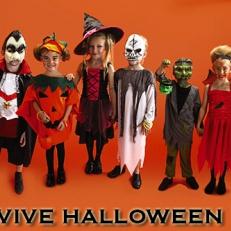 Les joies de l'Halloween