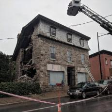 La Maison Magee devrait être démolie, selon un ingénieur