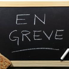 Grève dans les collèges communautaires