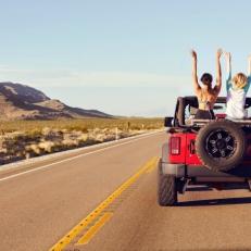 Les Road trips!