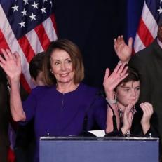 Les démocrates remportent la Chambre, les républicains conservent leSénat