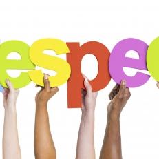 La semaine du respect