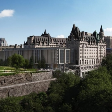 Dernière version des plans du Château Laurier approuvée