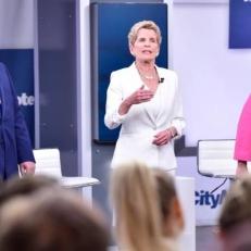 Vision franco des 3 chefs politiques