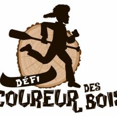 Courir dans le bois à Bourget!