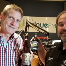 Deux bières artisanales