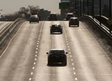 Moins de circulation sur les routes d
