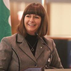 Marie-France Lalonde au fédéral