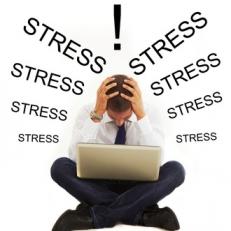 Le stress négatif