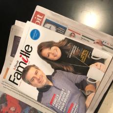 Le magazine Famille (Le Droit)