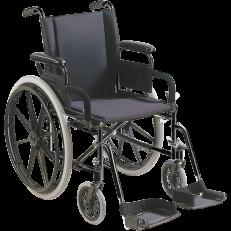 Analyse en fauteuil roulant