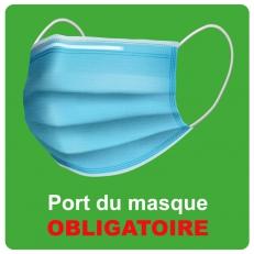 Port du masque obligatoire : des enjeux importants