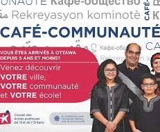 Les Cafés communautés
