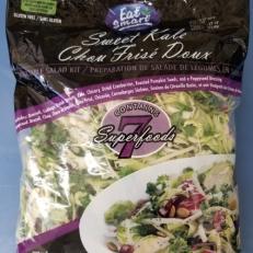 Rappel de salades de la marque Eat Smart