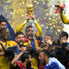 La France champion!
