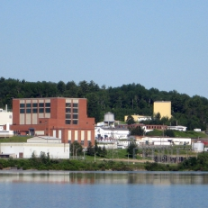 Les déchets radioactifs de Chalk River