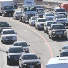 Les bouchons de circulation difficiles à Ottawa