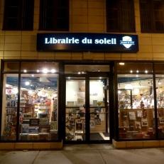 ''La Journée des librairies indépendantes en Ontario et au Québec''