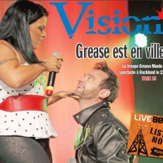 ''Greasemania et Martine Parisien à Clarence-Rockland''