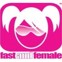 Suzanne Hamilton ambassadrice de Fast and Female Champ Chats