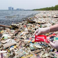 Évaluation de la pollution plastique