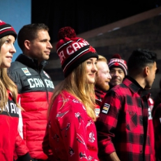 Nos canadiens aux olympiques