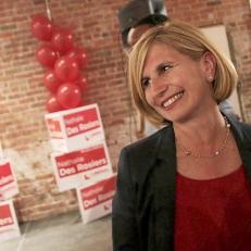 Nathalie Des Rosiers quitte officiellement son poste de députée provinciale d'Ottawa-Vanier