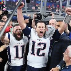Et de 6 pour Brady