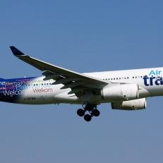 Air Transat offre 400$ aux passagers