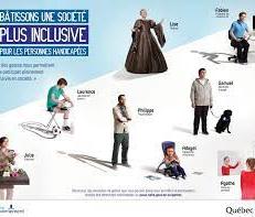 Une société plus inclusive, un geste à la fois