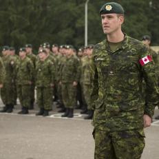 Recrutement des militaires