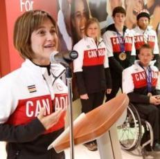 Caroline Bisson, ambassadrice du CEPEO