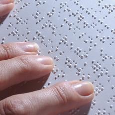 Concours en braille