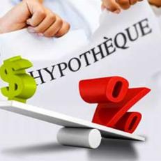Les différentes variables de l'hypothèque