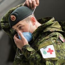 Possible retour des militaires dans les foyers de soins de longue durée en Ontario