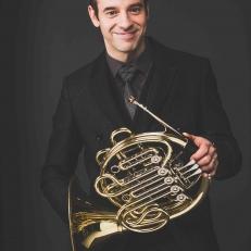 Louis-Philippe Marsolais la passion du cor