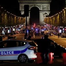 Attaque aux Champs Élysées