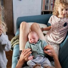 Au sommaire,  Nouvelle Chronique : Parents Conscients.