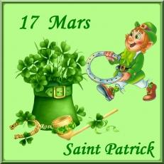 On souligne la St-Patrick en histoire