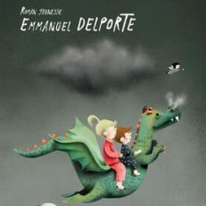 Emmanuel Delporte et son nouveau roman