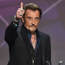Disparation de Johnny Hallyday