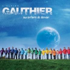 Claude Gauthier son plus récent album Aux enfants de demain