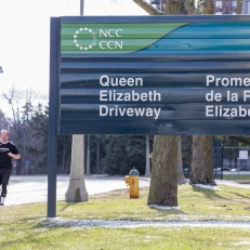 Fermeture temporaire de la promenade de la Reine-Elizabeth à la circulation automobile