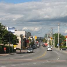 Gentrification du Chemin Montréal