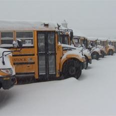 Le transport scolaire annulé dans l
